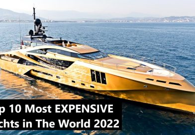 Top 10 Most EXPENSIVE Yachts in The World 2022